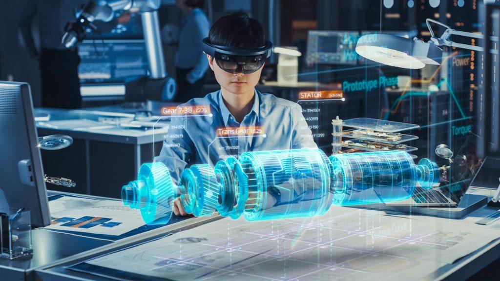 AR-Brillen für Unternehmen