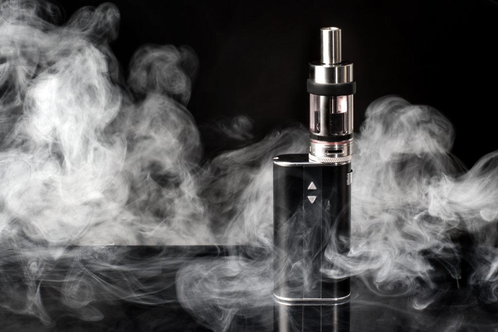 E-Zigaretten Nebenwirkungen