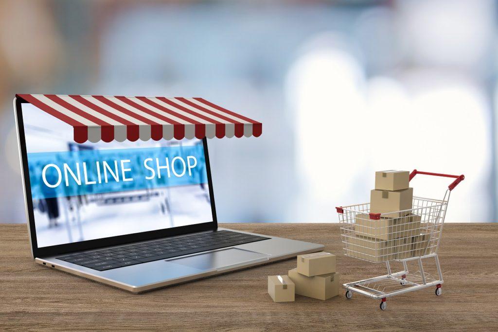 Onlinehandel vs stationärer Handel